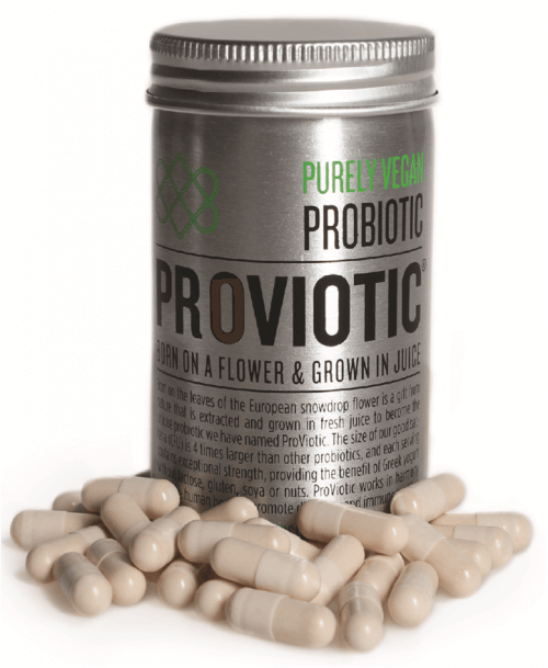 FRIENDS OF ANIMALS: JUICE PRESS LAUNCHES VEGAN PROBIOTIC